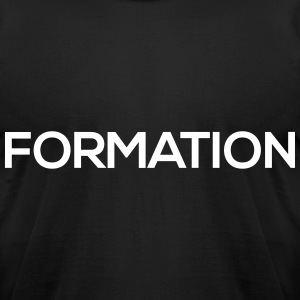 FORMATION - Men's T-Shirt by American Apparel