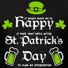 Happy St. Patrick's Day T-Shirts