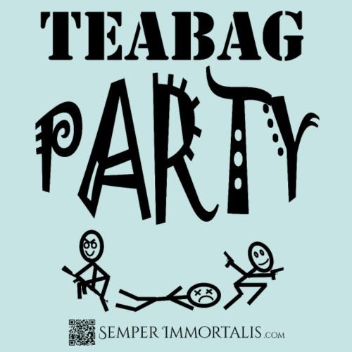 Teabag Party (black)