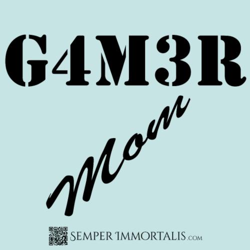 Gamer Mom (black)