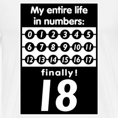 18th birthday T-Shirts