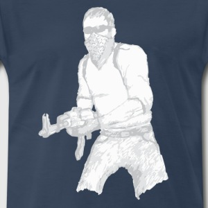 CS:GO Terrorist design - Men's Premium T-Shirt