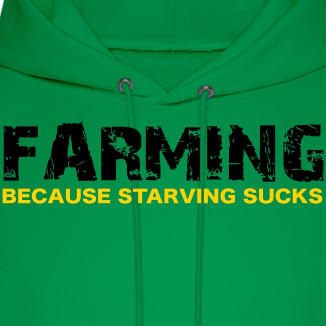 Limited: Farming BC Starving Hoodie