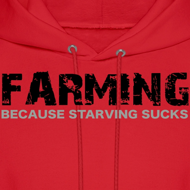 Limited: Farming BC Starving: Red