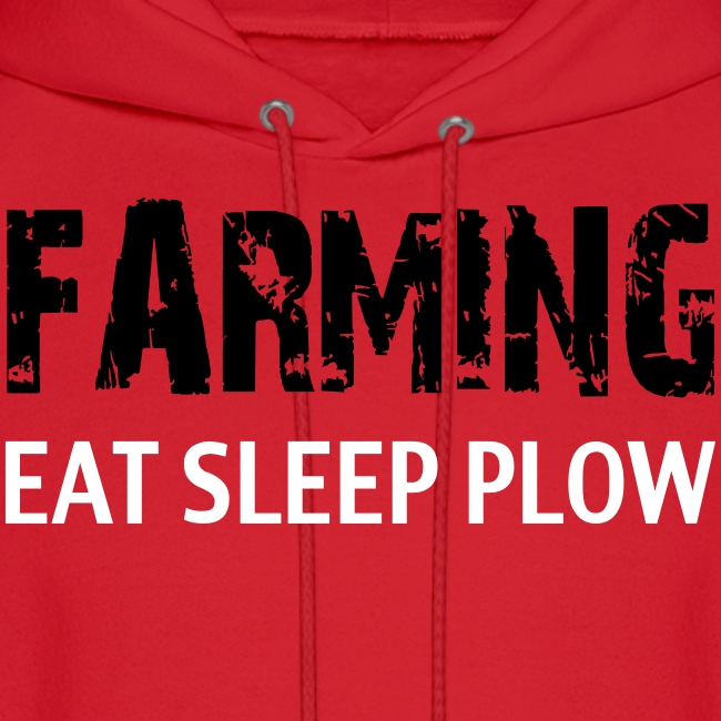 Limited: Farming Eat Sleep: Red