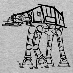 AT-AT Imperial Walker [Artist Rendering 1] Men's B