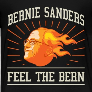 Bernie Sanders Feel The Bern Kids' Shirts - Kids' Premium T-Shirt