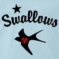 Design ~ Poz Swallows Men's Premium Tee