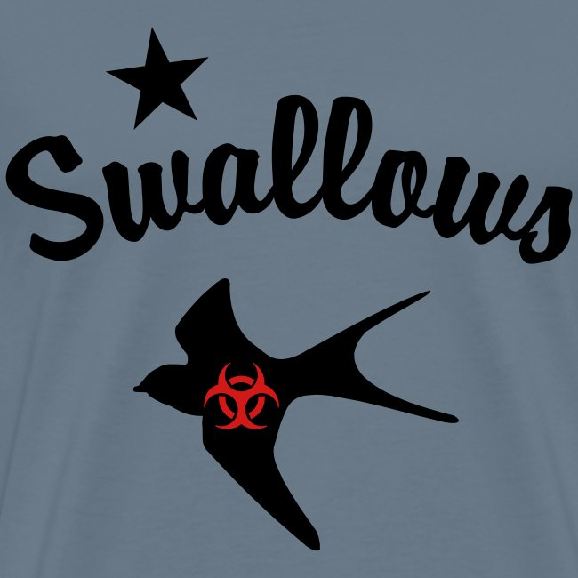 Poz Swallows Men's Premium Tee