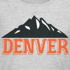 Vintage Denver Rocky Mountains  Long Sleeve Shirts