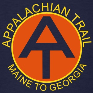 Appalachian Trail shirt - Men's T-Shirt