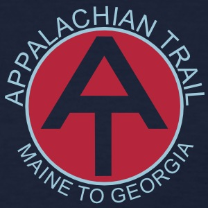 Womans Appalachian Trail shirt - Women's T-Shirt
