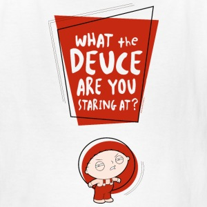 Family Guy what the deuce are you staring at? - Kids' T-Shirt