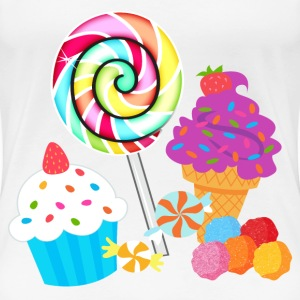 Sweets - Women's Premium T-Shirt