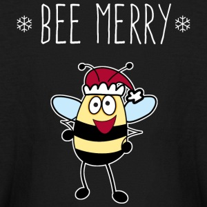 Bee Merry, Bumble Bee - Kids' Long Sleeve T-Shirt