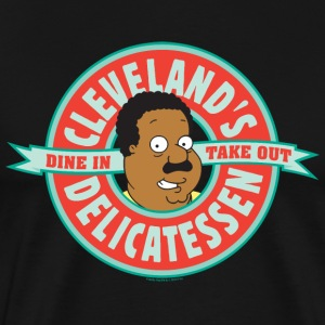Family Guy Cleveland's Delicatessen - Men's Premium T-Shirt