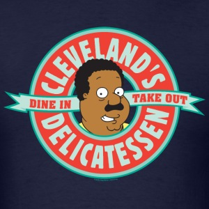 Family Guy Cleveland's Delicatessen - Men's T-Shirt