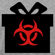 Design ~ Biohazard Gift Men's Premium Tee