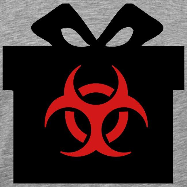 Biohazard Gift Men's Premium Tee