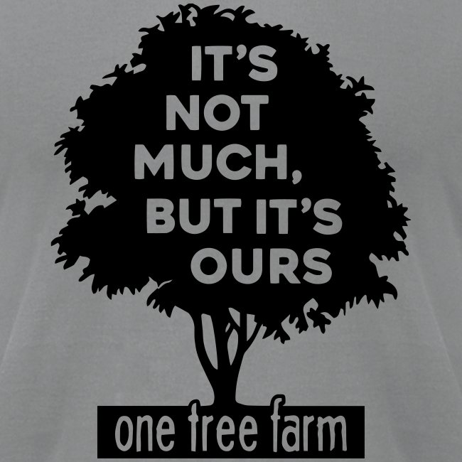 One Tree Farm American Apparel Tee