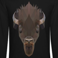 Bison Long Sleeve Shirts