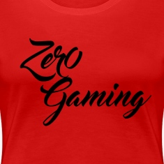 Zer0 Gaming Script Women's T-Shirts