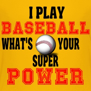 Baseball Power - Kids' Premium T-Shirt