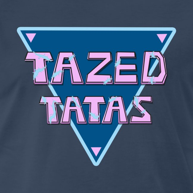 Mens - Tazed Tatas - Premium Shirt