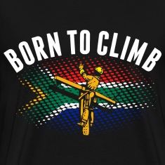 Born To Climb South African Lineman
