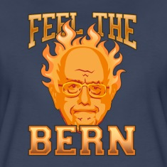 Feel The Bern Women's T-Shirts