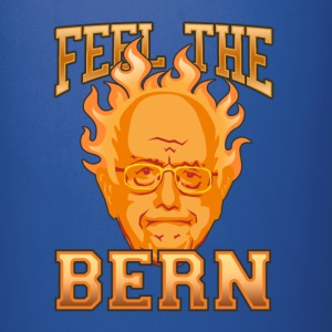 Feel The Bern Mugs & Drinkware - Full Color Mug