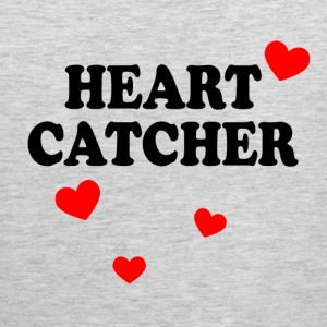 Heart Catcher Tank Tops - Men's Premium Tank