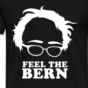 Feel the Bern T-Shirt - Men's Premium T-Shirt