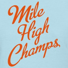 Mile High Champs Women's T-Shirts