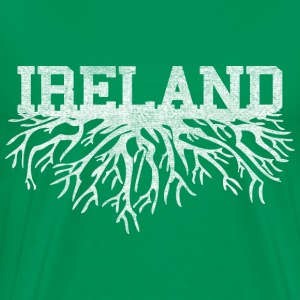 Ireland My Irish Roots Irish Celtic  - Men's Premium T-Shirt