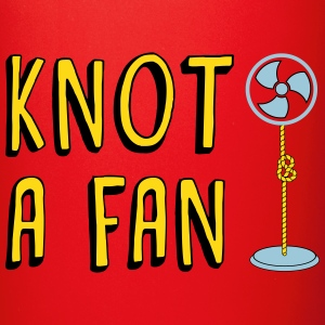 Knot a fan  - Full Color Mug