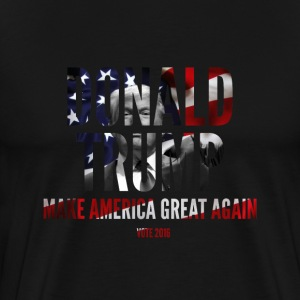 Vote Trump 2016 - Men's Premium T-Shirt