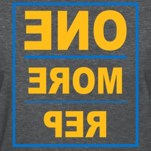 One More Rep - Cal Berkeley - Women's T-Shirt