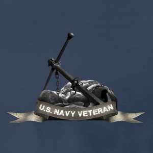 U.S. NAVY VETERAN HONOR - Men's Premium T-Shirt