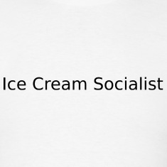 Ice Cream Socialist - Men's White