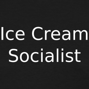 Ice Cream Socialist 2 (Women's Black) - Women's T-Shirt
