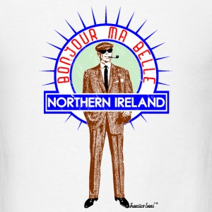 Bonjour ma Belle Northern Ireland, F. Evans ™ T-Shirts - Men's T-Shirt