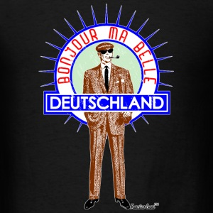 Bonjour ma Belle Deutschland, Francisco Evans ™ T-Shirts - Men's T-Shirt