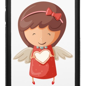 valentines day cupid angel 60 - iPhone 6/6s Rubber Case