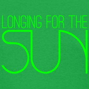 Longing For The Sun Women's T-Shirts - Women's T-Shirt