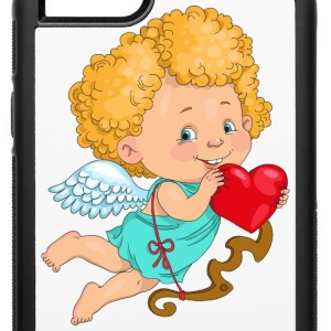 valentines day cupid angel 66 - iPhone 6/6s Rubber Case