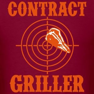 Contract Griller 2C T-Shirts - Men's T-Shirt