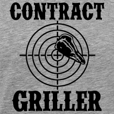 Contract Griller T-Shirts