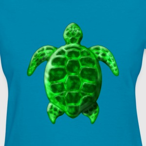 Green Sea Turtle - Women's T-Shirt