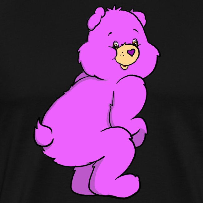 PINK TEDDY - Men - Premium Shirt